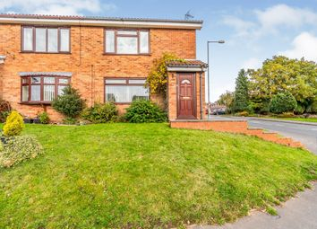 Thumbnail 1 bed maisonette for sale in Redwood Way, Willenhall
