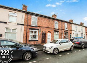Thumbnail 2 bed terraced house for sale in Leonard Street, Warrington