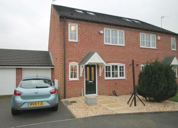 Thumbnail 3 bed semi-detached house for sale in Elder Drive, Darcy Lever, Bolton