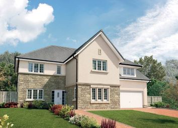 """Thumbnail 5 bed detached house for sale in """"The Ramsay"""" at Queens Drive, Cumbernauld, Glasgow"""