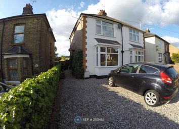 Thumbnail 2 bed semi-detached house to rent in Crescent Road, Brentwood