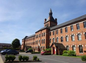 Thumbnail 2 bed flat for sale in Highcroft Hall, Erdington, Birmingham