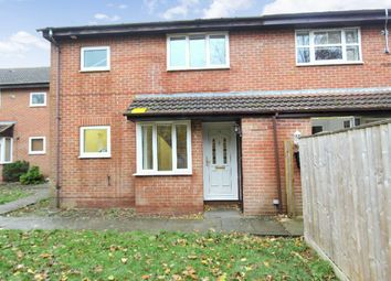 Thumbnail 1 bed end terrace house to rent in Burnet Close, Haydon Wick, Swindon