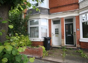Thumbnail 2 bed terraced house to rent in Eastleigh Road, Leicester