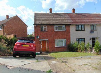 3 bed semi-detached house for sale in Netley Close, New Addington, Croydon CR0