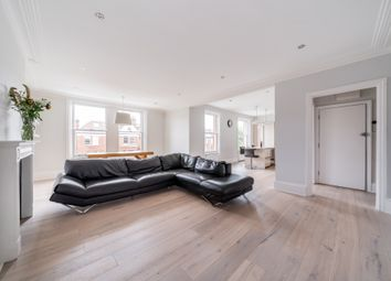 Thumbnail 3 bedroom flat to rent in Canfield Gardens, South Hampstead, London