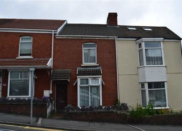 Thumbnail 3 bed terraced house for sale in Rhyddings Park Road, Swansea