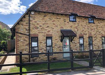 Hubbards Farm Barns, Hubbards Close, Hillingdon/Uxbridge UB8. 3 bed semi-detached house