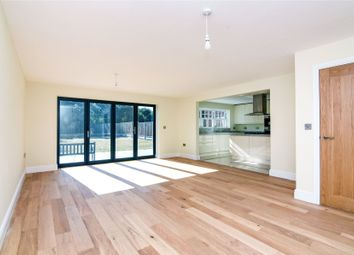 Thumbnail 5 bed detached house for sale in Thorndon Avenue, West Horndon, Essex