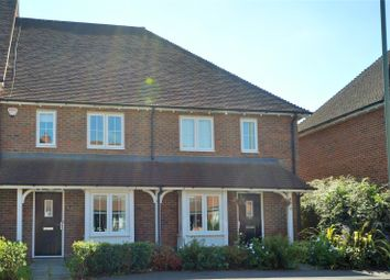 Thumbnail 3 bed terraced house to rent in Horley, Surrey