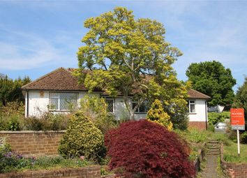 Thumbnail 4 bed detached bungalow for sale in Wimborne Avenue, Chislehurst, Kent