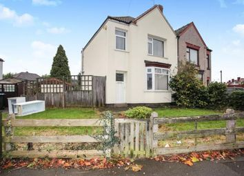 Thumbnail 3 bed semi-detached house for sale in Briscoe Road, Holbrooks, Coventry, West Midlands