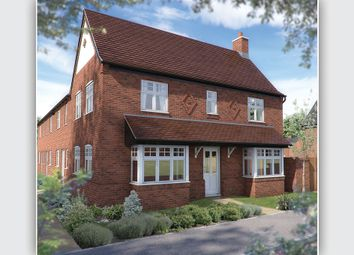 """Thumbnail 3 bed semi-detached house for sale in """"The Sheringham"""" at Chester Lane, Saighton, Chester"""