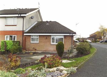 Thumbnail 1 bed semi-detached bungalow for sale in Thornley Lane South, Reddish, Stockport