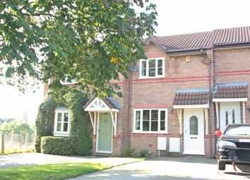 Thumbnail 2 bed mews house to rent in 28 Holly Road, Weaverham, Northwich, Cheshire