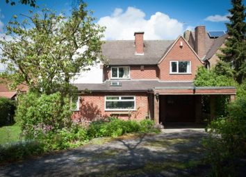 Thumbnail 5 bedroom detached house for sale in Sutton Road, Aldridge, Walsall