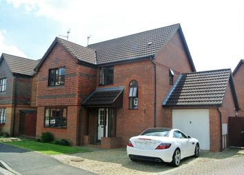 Thumbnail 3 bed detached house for sale in Tennyson Drive, Bourne, Lincolnshire