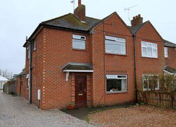 Thumbnail 3 bed semi-detached house for sale in Chestnut Avenue, Shavington, Crewe