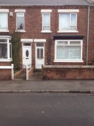 Thumbnail 3 bed terraced house to rent in West View, Horden, Peterlee