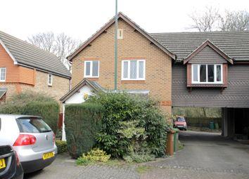 Thumbnail 1 bedroom terraced house for sale in Sevenoaks Close, Sutton, Surrey