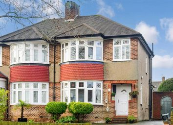 Thumbnail 3 bed semi-detached house for sale in Benhill Road, Sutton, Surrey