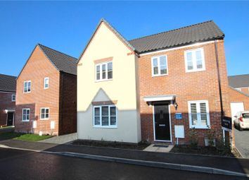 Thumbnail 4 bed detached house for sale in Saxon Fields, Blofield, Norfolk