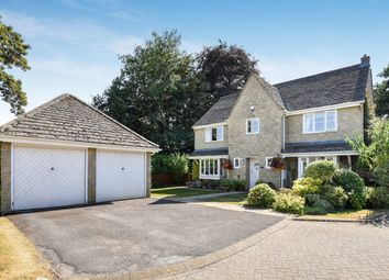 Thumbnail 4 bed detached house for sale in Cotswold Close, Tetbury