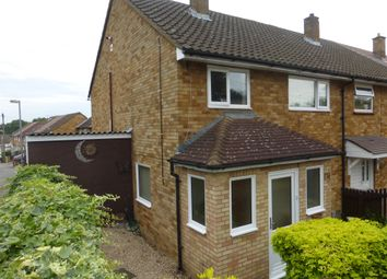 Thumbnail 3 bed end terrace house for sale in Shephall Way, Stevenage