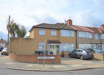 Thumbnail 4 bed end terrace house for sale in Shirley Grove, London