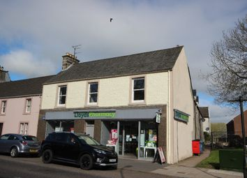 Thumbnail 3 bed flat for sale in High Street, Auchterarder