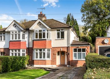 Thumbnail 3 bed semi-detached house for sale in Whyteleafe Hill, Caterham