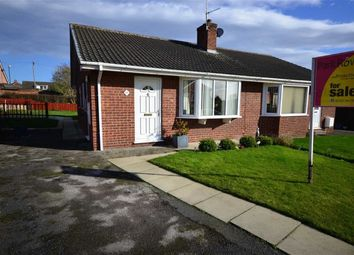Thumbnail 2 bed semi-detached bungalow for sale in Acorn Close, Barlby, Selby