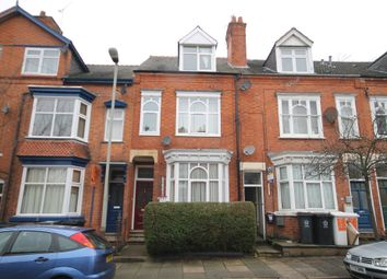 Thumbnail 1 bed flat to rent in Sykefield Avenue, West End, Leicester