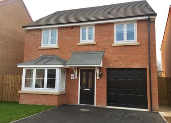 Thumbnail 4 bedroom detached house to rent in Abbots Close, Lindendale Estate, Easingwold, York