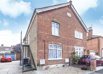 Thumbnail 1 bed maisonette for sale in Chapel Grove, Addlestone, Surrey
