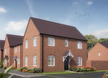 Thumbnail 3 bed detached house for sale in The Dendale, Hill Ridware, Rugeley, Cannock, West Midlands
