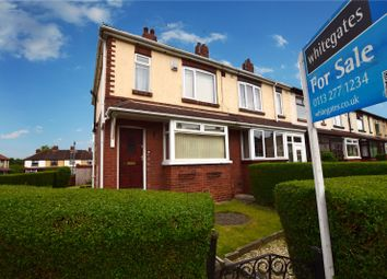 Thumbnail 3 bedroom end terrace house for sale in Oldroyd Crescent, Leeds, West Yorkshire