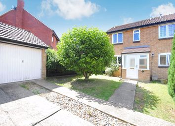 Thumbnail 2 bed terraced house to rent in Irving Close, Bishops Stortford, Hertfordshire