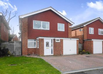 Thumbnail 4 bedroom detached house for sale in Askew Drive, Spencers Wood, Reading