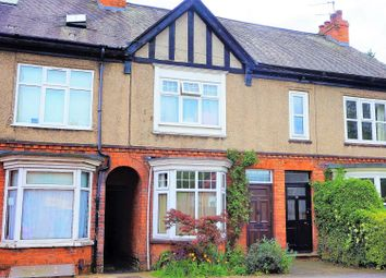 Thumbnail 4 bed terraced house for sale in Frederick Street, Loughborough