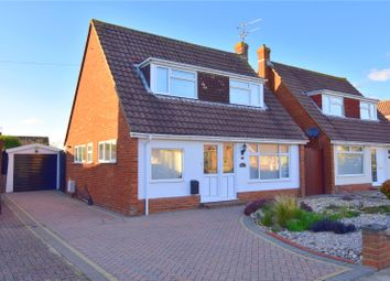 Thumbnail 4 bedroom detached house for sale in Silverdale Drive, Sompting, West Sussex