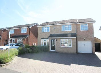 Thumbnail 4 bed detached house for sale in Wardell Close, Yarm