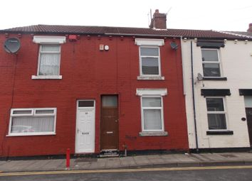 Thumbnail 4 bedroom terraced house for sale in Park Lane, Middlesbrough