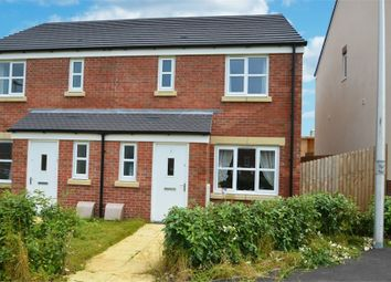 Thumbnail 3 bed end terrace house for sale in Ty Canol, Carway, Kidwelly, Carmarthenshire