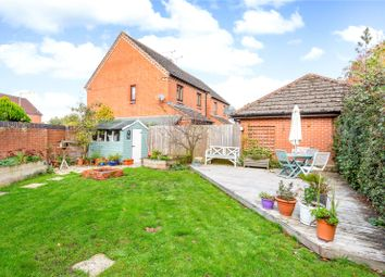 Thumbnail 4 bed detached house for sale in Rowan Close, Pewsey, Wiltshire