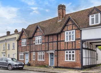 3 bed terraced house for sale in High Street, Amersham HP7