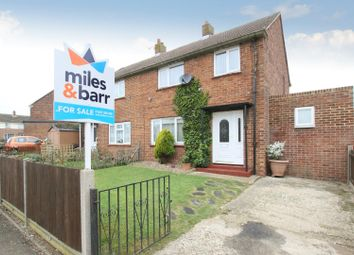 Thumbnail 3 bed semi-detached house for sale in Attlee Avenue, Aylesham, Canterbury