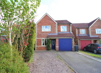 Thumbnail 4 bed detached house for sale in Kendrick Close, Coalville