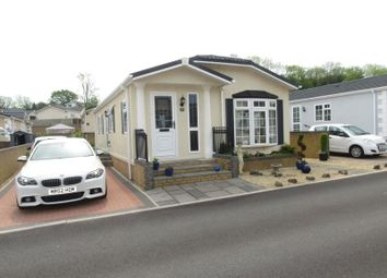 Thumbnail 2 bed mobile/park home for sale in Park Avenue, Cambrian Residential Park, Culverhouse Cross, Cardiff
