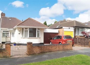 Thumbnail 2 bedroom semi-detached bungalow for sale in Heathland Avenue, Hodge Hill, Birmingham